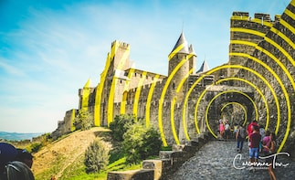 Carcassonne Citadel Photography Tour