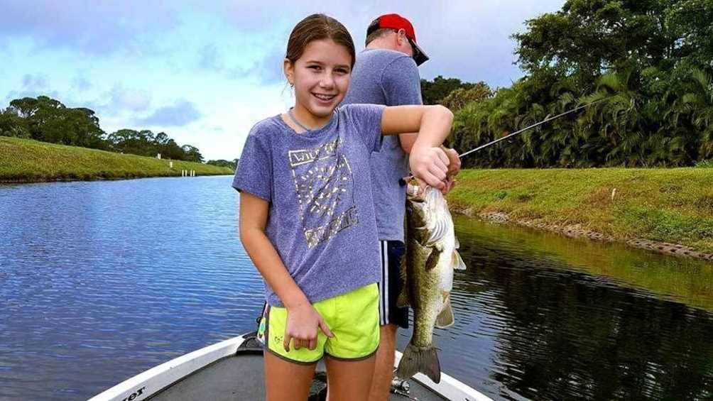 Show item 1 of 8. St. Augustine Bass Fishing Charter