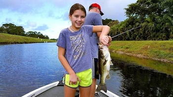 St. Augustine Bass Fishing Charter