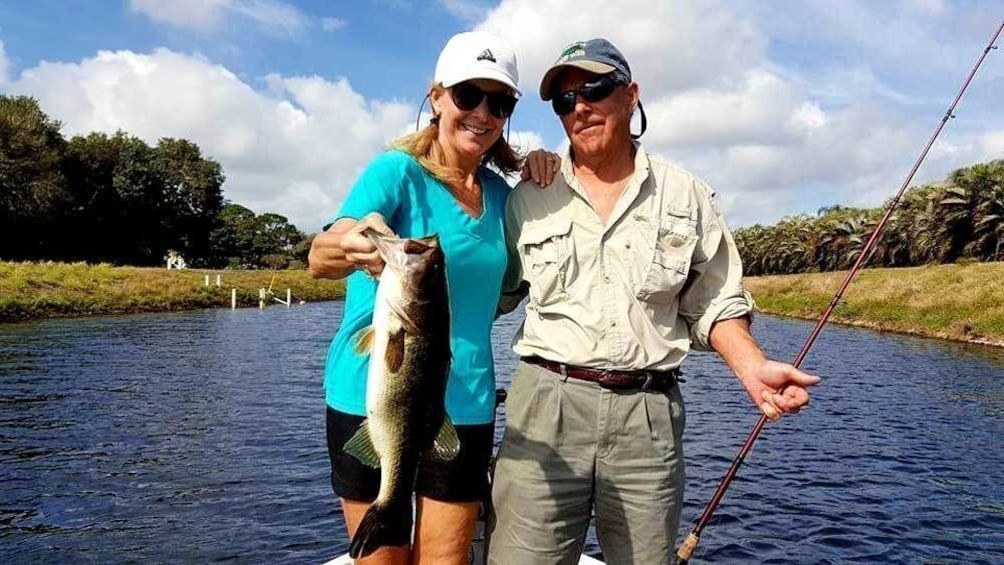 Show item 3 of 8. St. Augustine Bass Fishing Charter