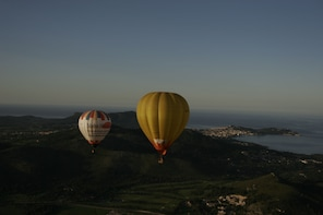 Hot air Balloon ride Mallorca