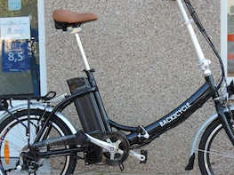 Urban electric bicycle hire