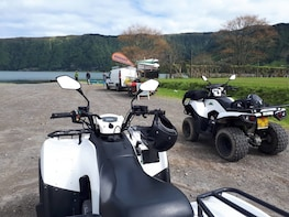 Quad Bike and Canoeing - Sete Cidades (Full Day) with lunch