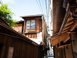Kyoto secret streets Group