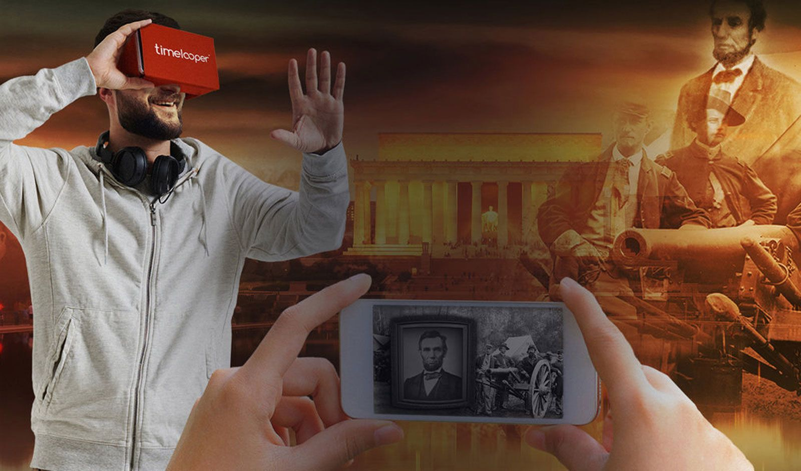 Virtual Reality DC Highlights Tour