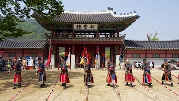Suwon Hwaseong Fortress Morning Tour from Seoul