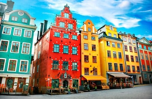Private Tour: Discover Stockholm & Get Ice-cold Experience