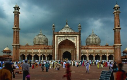 Best Of Old and New Delhi City Private Tour