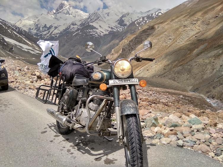Show item 1 of 10. Trans Himalayan Motorcycle Tour