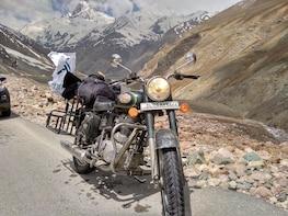 Trans Himalayan Motorcycle Tour