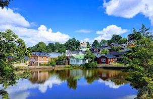 Discover Helsinki & Mediaeval Porvoo Village Private Tour
