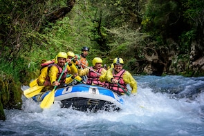 Rafting in Lousios & Alfeios rivers