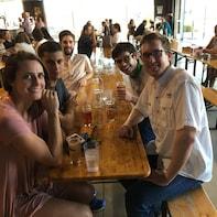 downtown SA beer tour