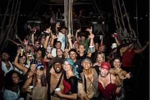 """Booty"" on the Dance Floor--Pirate Dance Cruise (21+ BYOB)"