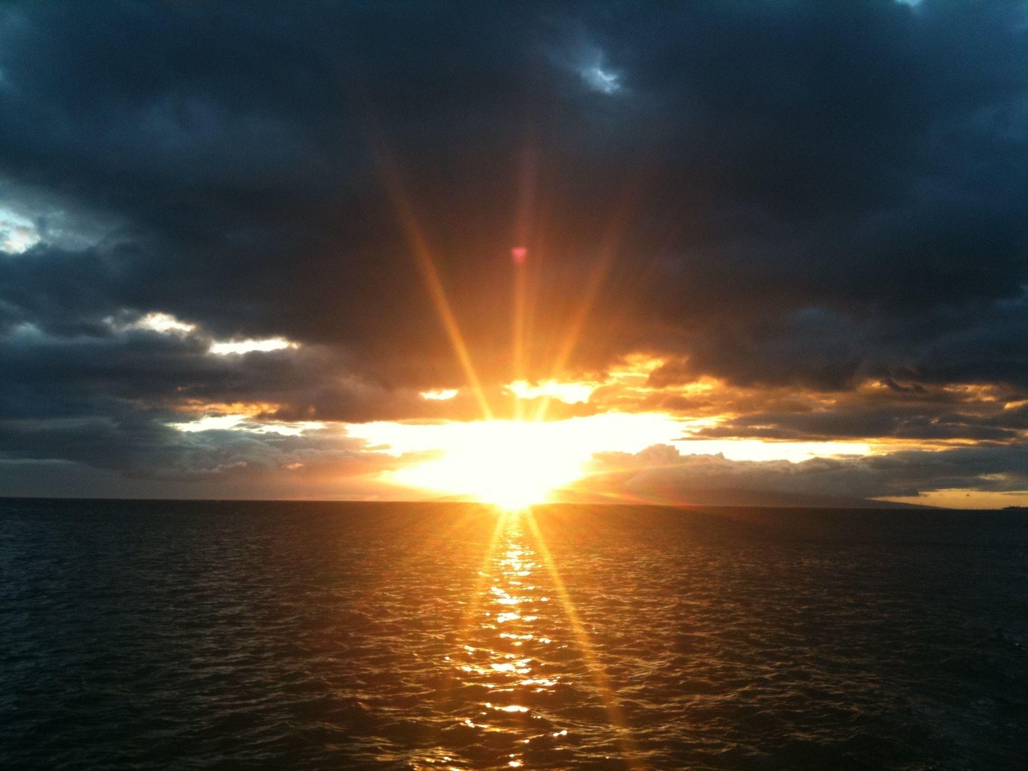 Sunset Sailing Charter