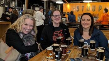 Central Ballard Brewery Walking Tour