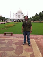 Private Sunrise Tour of Taj Mahal & Agra Fort from Delhi