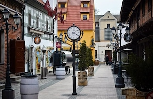 The Best of Klaipeda: Walk and Talk Private Tour (3 hours)