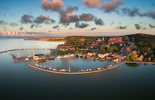 Discover Klaipeda & Admire Nature's Beauty of Curonian Spit
