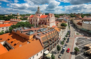 Private Tour: Discover the Mediaeval Heart of Vilnius
