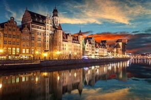 Gdansk: 3-Hour Royal Route Private Tour