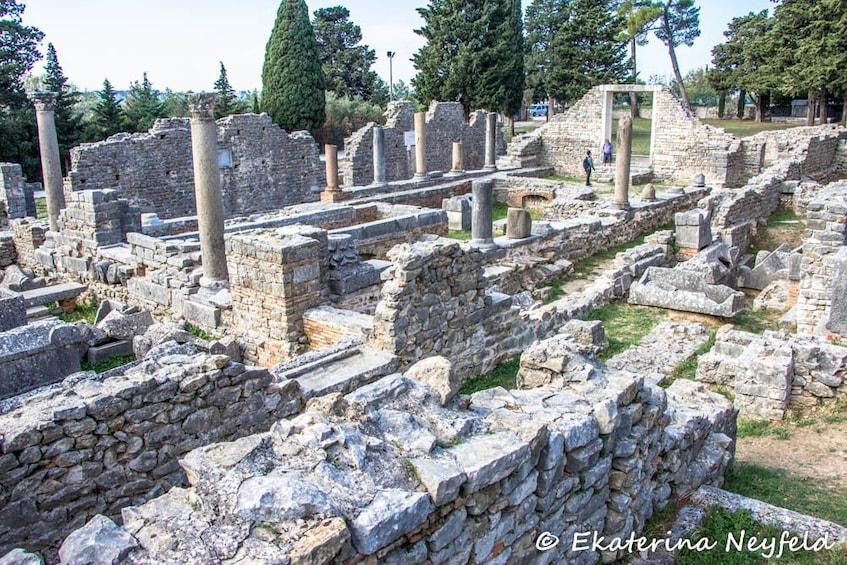 Show item 5 of 8. Salona, Klis and Trogir Historical Tour
