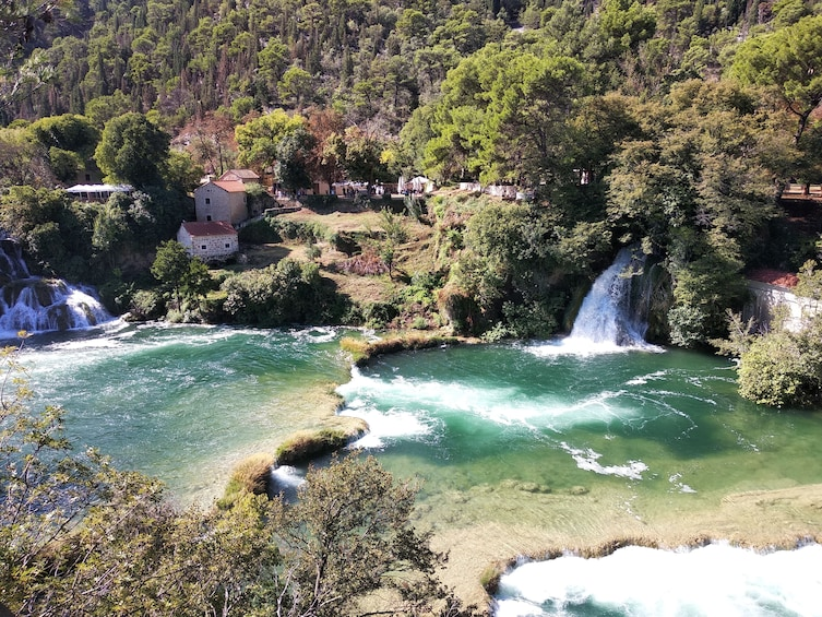 Show item 4 of 8. Krka National Park and Waterfalls All Day Tour