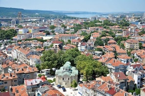 Explore the French Influence in Varna + Walking + Wine taste
