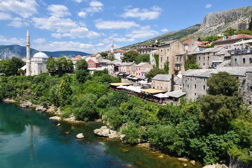 Show item 2 of 10. Split to Mostar, Pocitelj and Blagaj, Bosnia tour