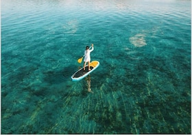 Stand Up Paddling Coron Island (Private)