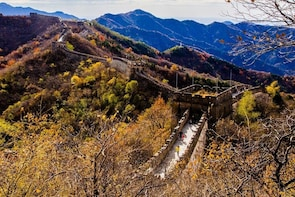 Mutianyu Great Wall by Private Transfer Layover Tour