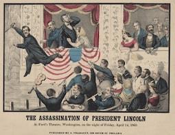 Private- Lincoln's Assasination