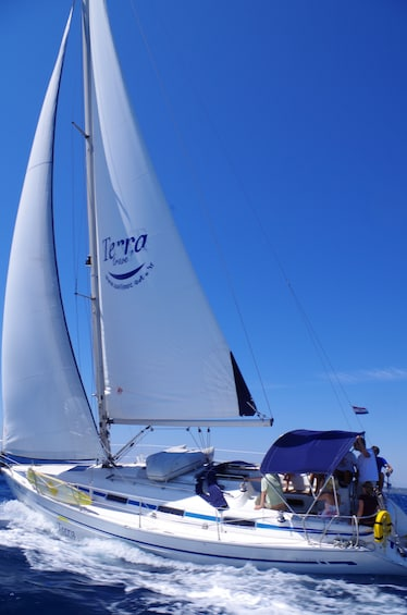 Show item 1 of 10. Full-day sailing - discover the beauty of Zadar's islands