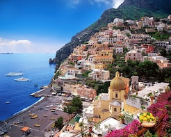 Dreaming Amalfi Coast from Salerno