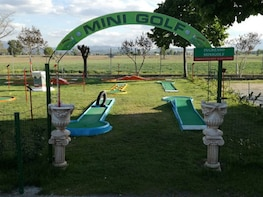 Umbrian Adventure Park day trip from Assisi