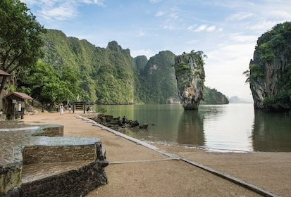 James Bond Island Full-Day Tour via Big Boat