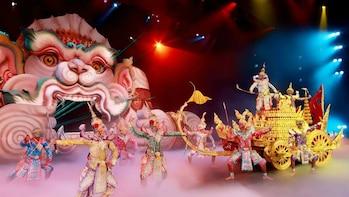 Phuket Fantasea Spectacular Show with Return Transfers