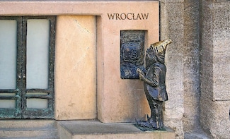 Wroclaw Follow the Gnome Trail Small Group