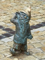 Wroclaw Follow the Gnome Trail Private Tour