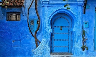 The Blue Pearl Chefchaouen