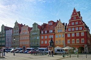 Wroclaw Small Group Walking Private Tour