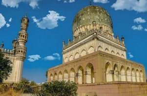 Hyderabad - Golconda Fort and Qutab Shahi Tombs