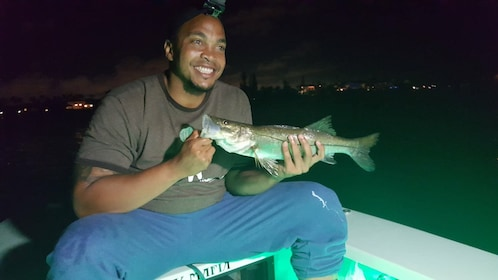 Night Shift Snook Fishing Expeditions