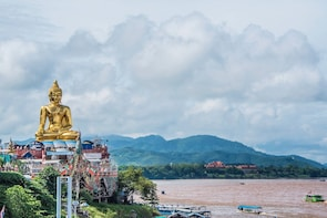 Chiang Rai Day Trip from Chiang Mai with Golden Triangle