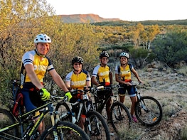 Outback Cycling Mountain Bike Tour SUNRISE