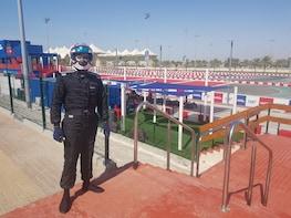 Abu Dhabi City Tour With Go-Kart At Yas Marina Circuit