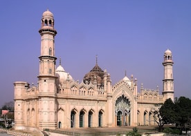 Lucknow City Tour (Pickup from Hotel)