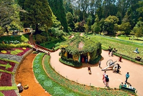 Ooty City Tour (Pick-up from Hotel)