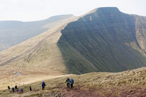 Climb the Brecon Beacons highest mountain, Pen-y-fan