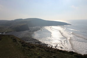 Walk the beautiful Wales Coast Path
